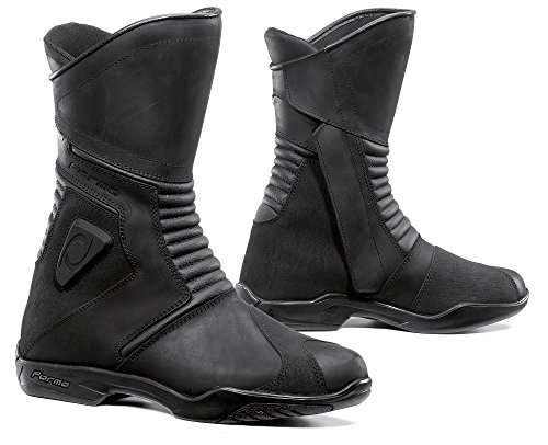 Forma Cape Horn Touring Motorcycle Boots (Black, Size 11 US/Size ...