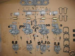 How to identify ford carburetors |