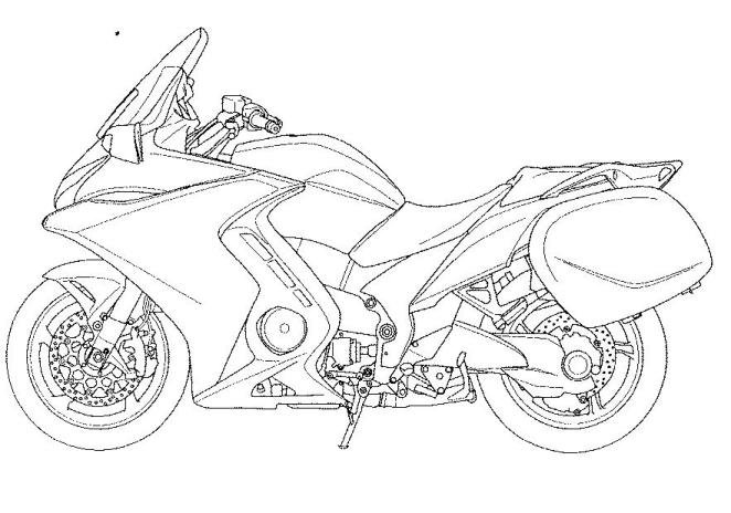 Solo Moto Thinks More Upright VFR1200F May Replace ST1300