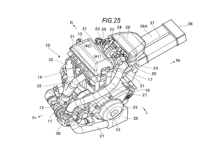 Forced Induction Suzuki Patent Application Signals Likely