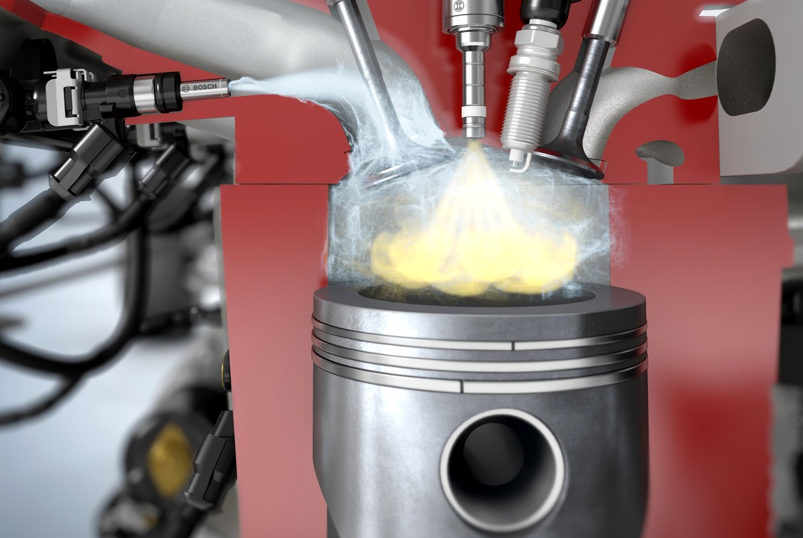Bosch Water Injection System Improves Ice Performance