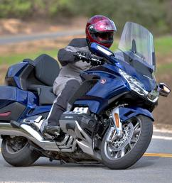 2018 honda gold wing tour dct md ride review [ 2500 x 1669 Pixel ]