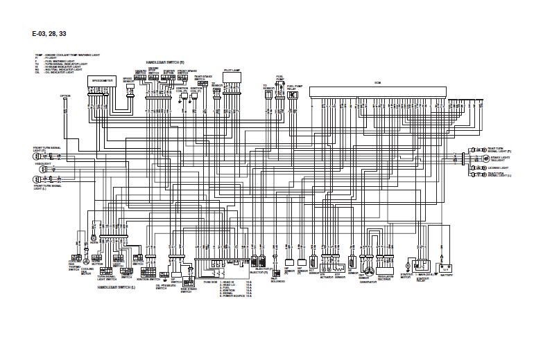 harness wire diagram