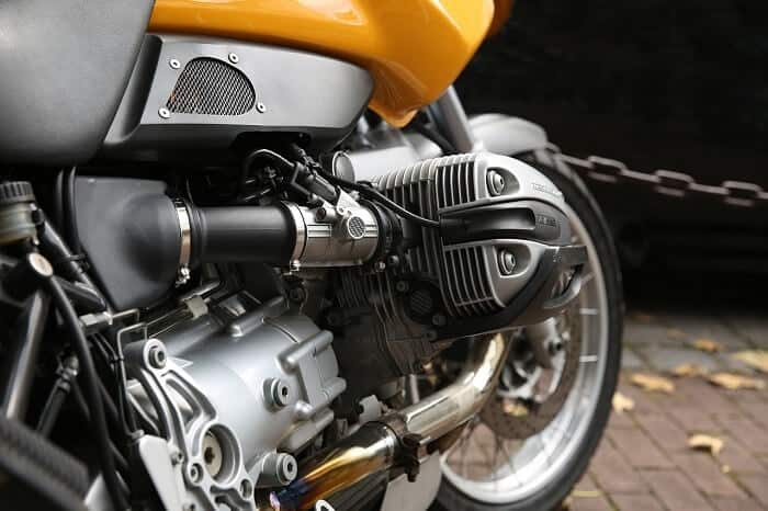 Is It Safe To Adjust Motorcycle Chain On Side Stand