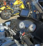 Garmin Zumo 590LM Motorcycle GPS Review
