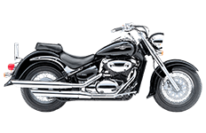 Suzuki Saddlebags. Leather Motorcycle Luggage and Bags