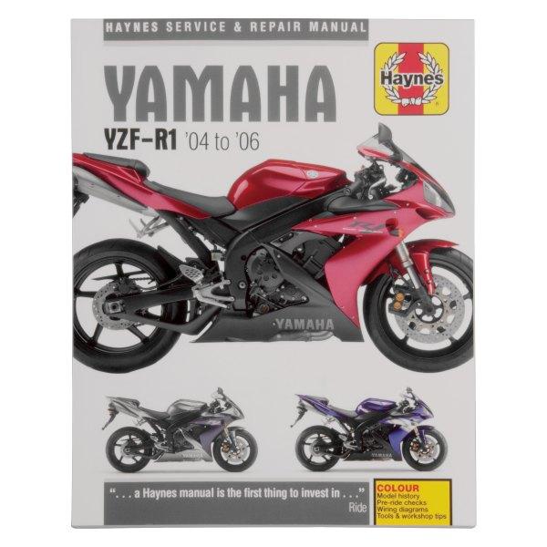 04 Yamaha R1 Service Manual