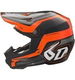 6d helmets atr 1 fuse off road  [ 3000 x 3000 Pixel ]