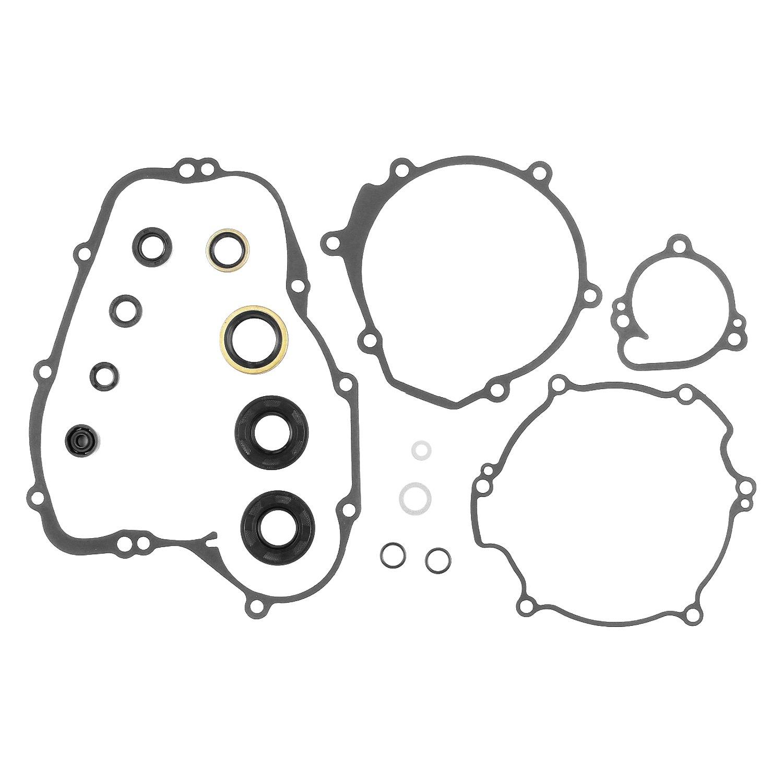 Cometic Gasket C3501BE Bottom End Gasket Kit Kawasaki KX85