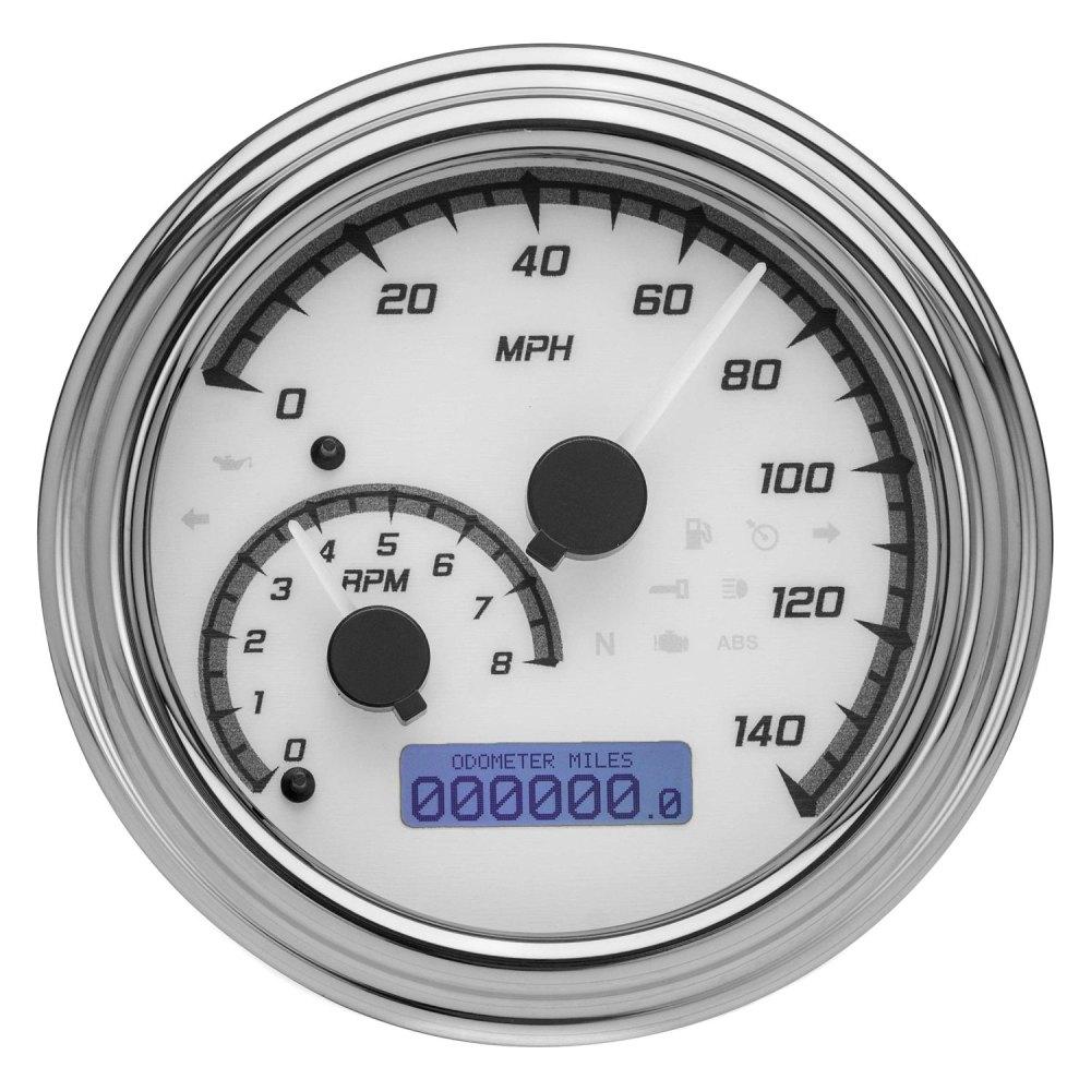 medium resolution of dakota digital mvx 2000 series 4 1 2 speedometer