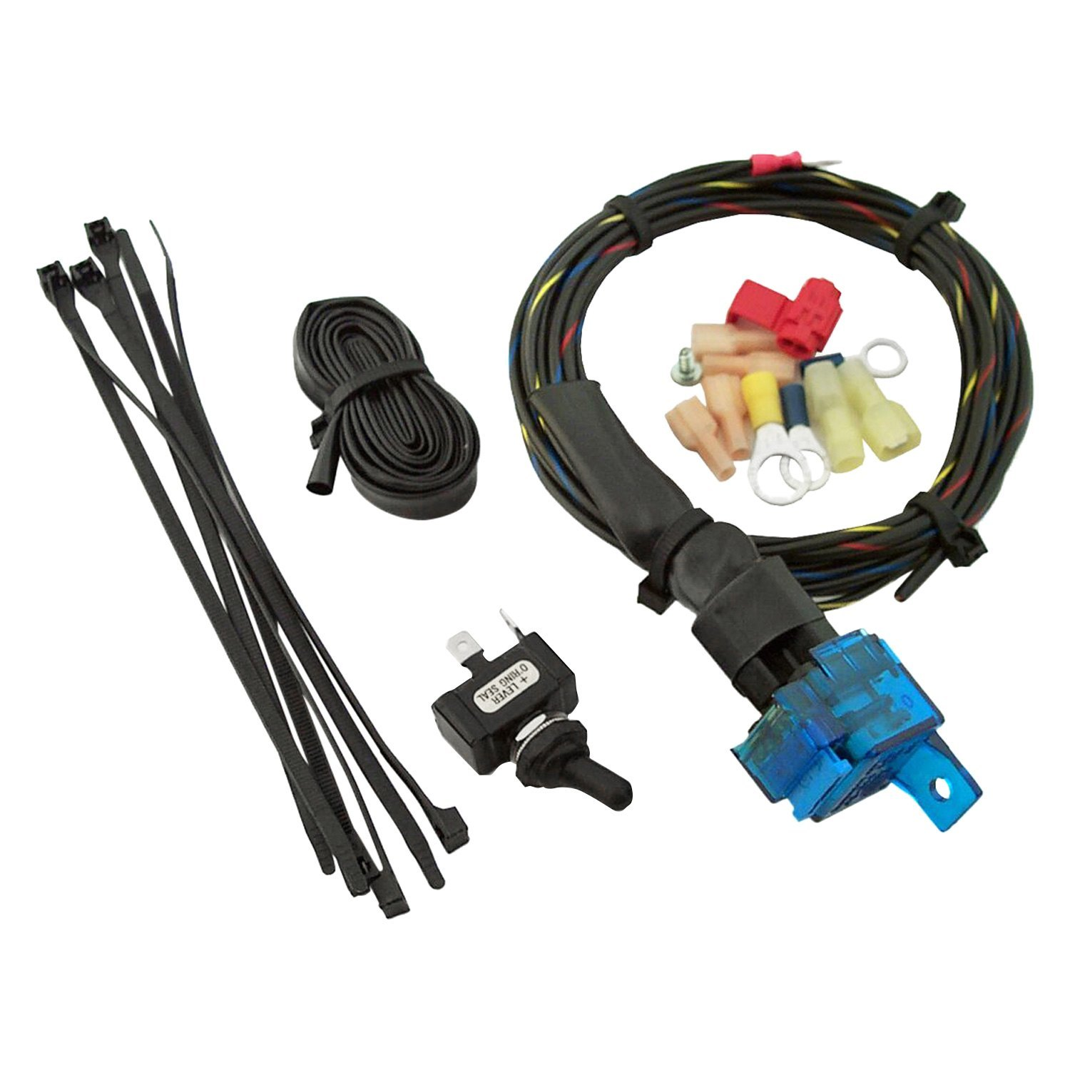 hight resolution of lx led led wiring harness with sealed toggle