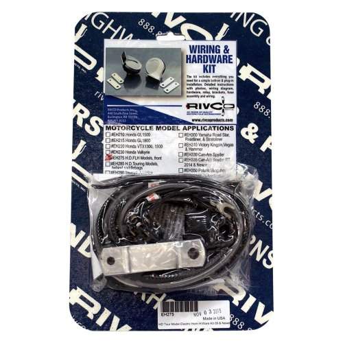 small resolution of rivco electric horn wiring kit