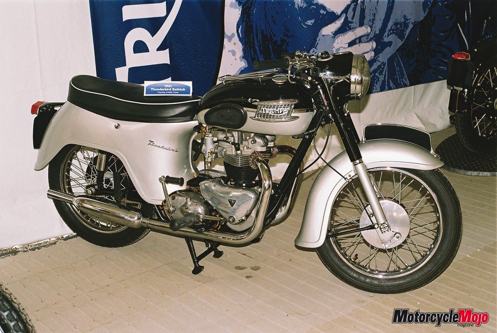 Celebrating 50 Years Of Triumph Vertical Twins Motorcycle