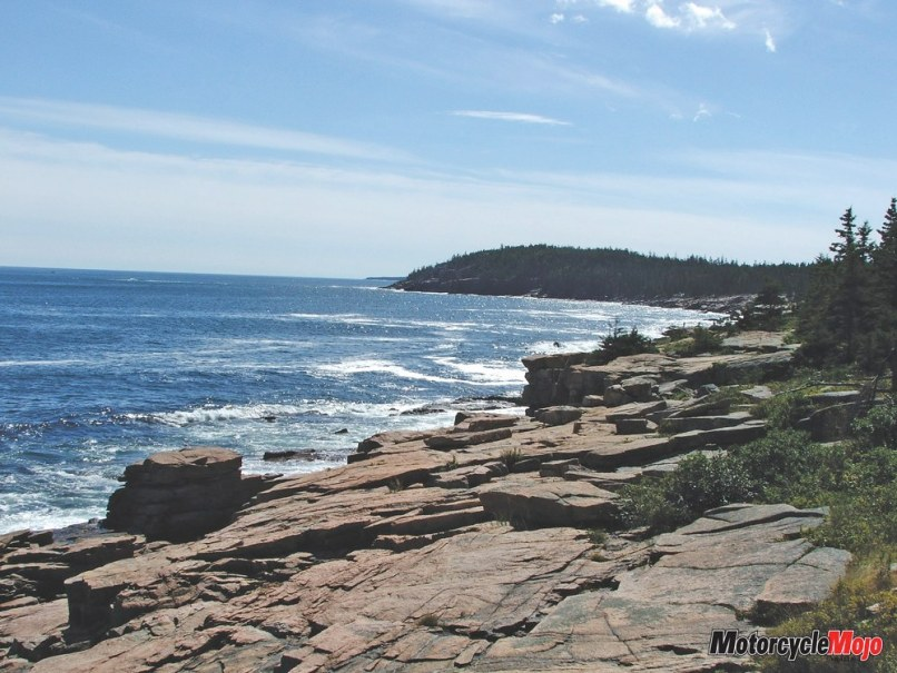 New England Motorcycle Tour Routes With