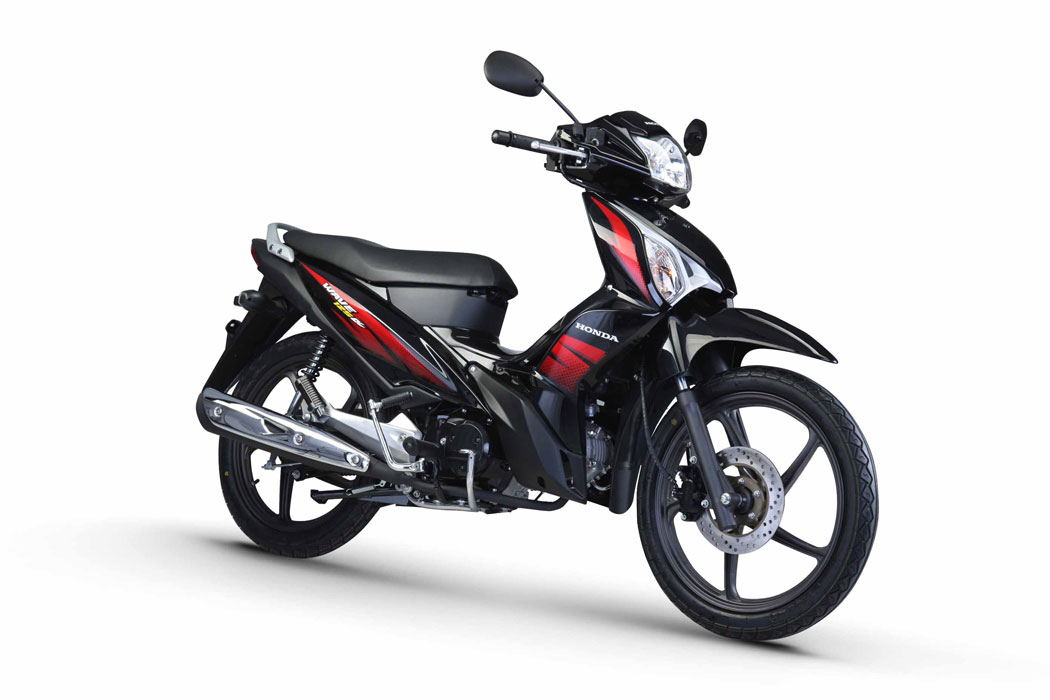 Honda Philippines Inc Releases The New Generation Wave 125 Alpha