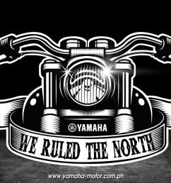 yamaha big bike tour invades ilocos [ 1366 x 683 Pixel ]