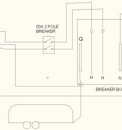 50 amp service upgrade done page 3 airstream forums 50 amp rv schematic wiring [ 1322 x 877 Pixel ]
