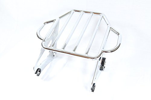 Top 23 Best Harley Davidson Detachable Luggage Racks 2019