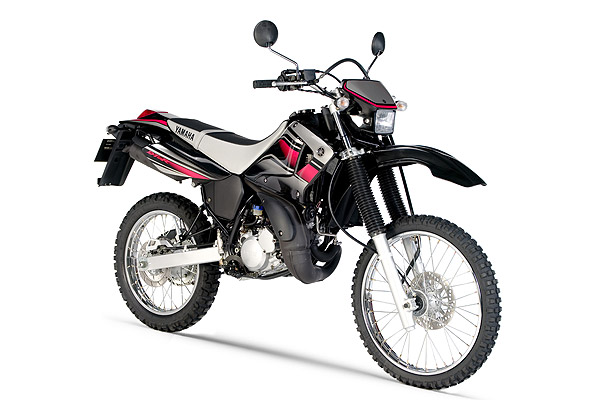 Yamaha DT 125 X 2006 motorcycles specifications