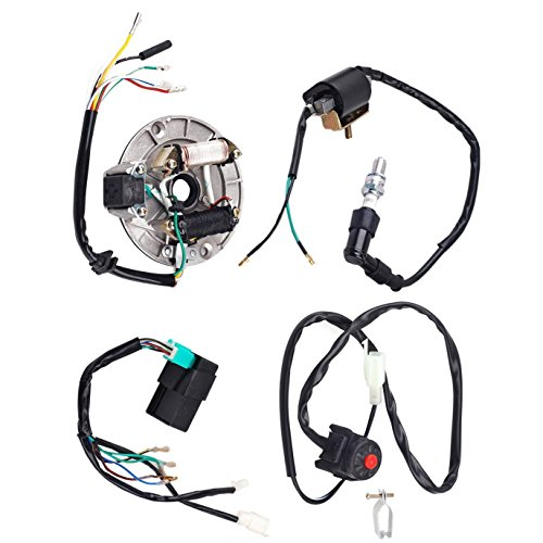 lifan 125cc wiring harness diagram
