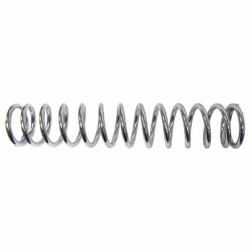 Shock Spring Chrome 70lbs,O.D 55mm,I.D 43mm,Length 265mm