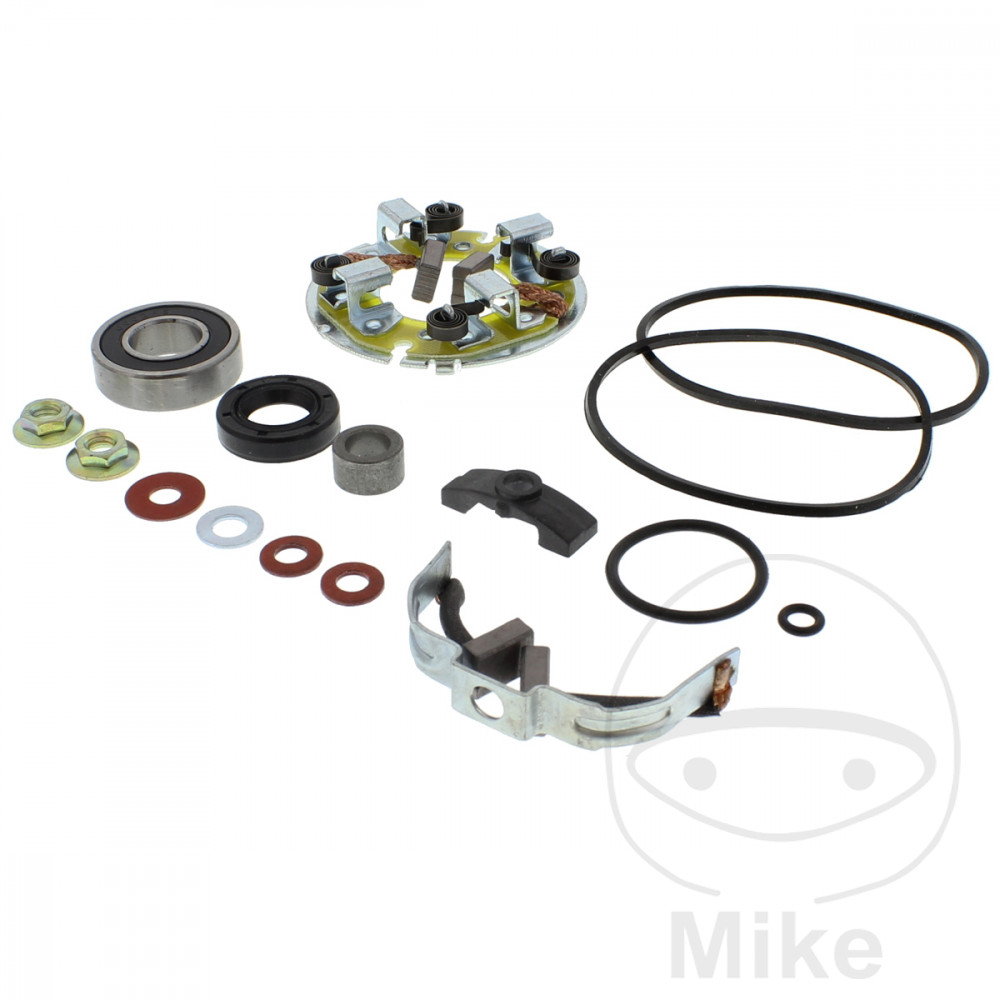 Starter Motor Repair Kit With Holder Arrowhead For Yamaha