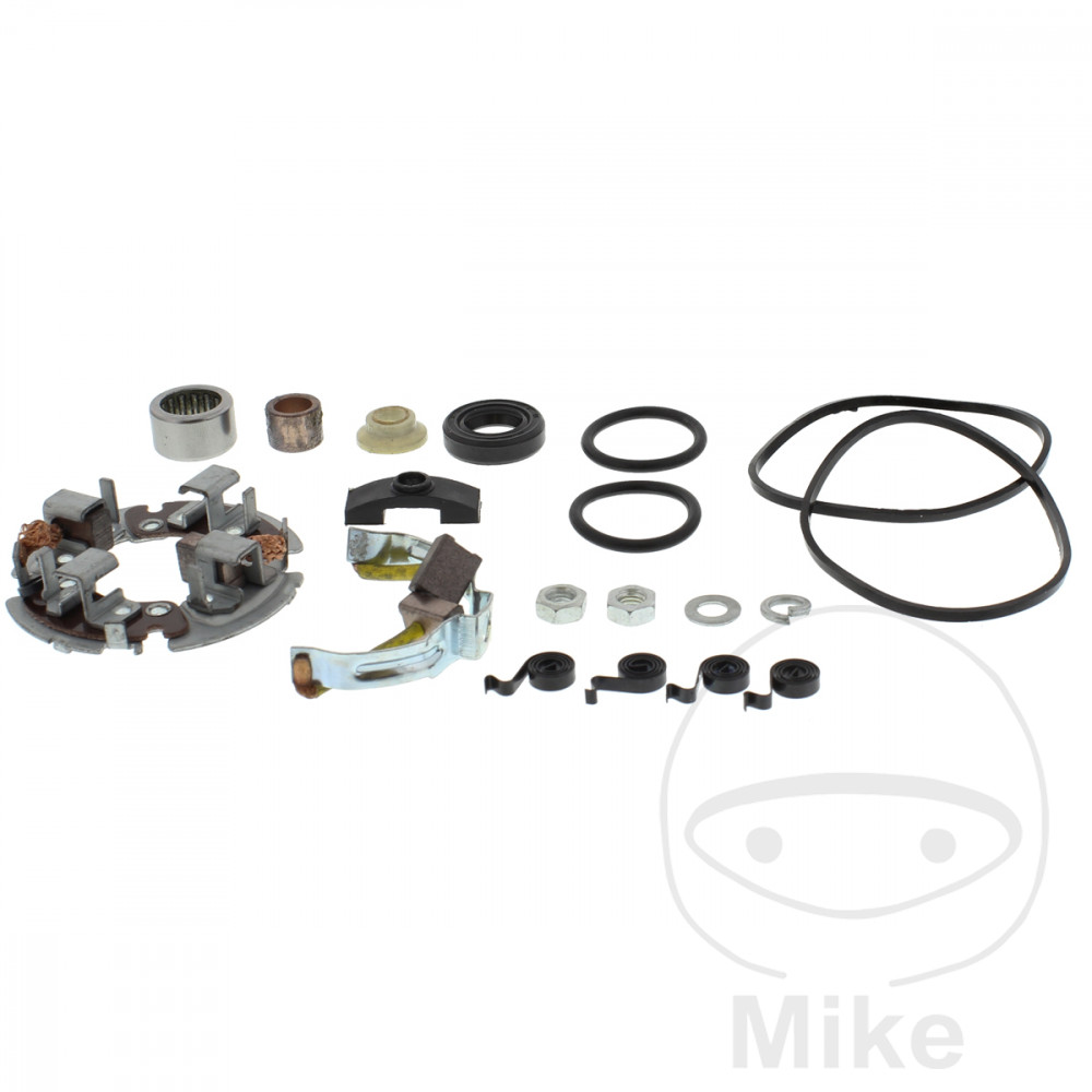 Starter Motor Repair Kit With Holder Arrowhead For Suzuki