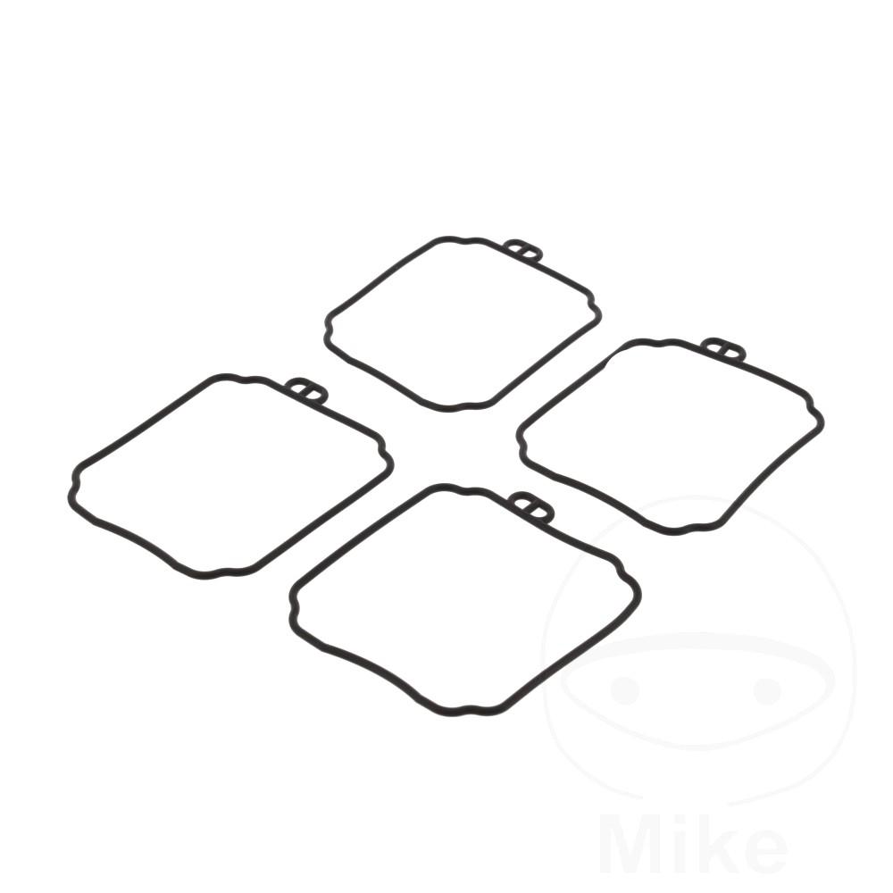 Sello De Cámara De Flotador Tourmax 4 piezas para Suzuki