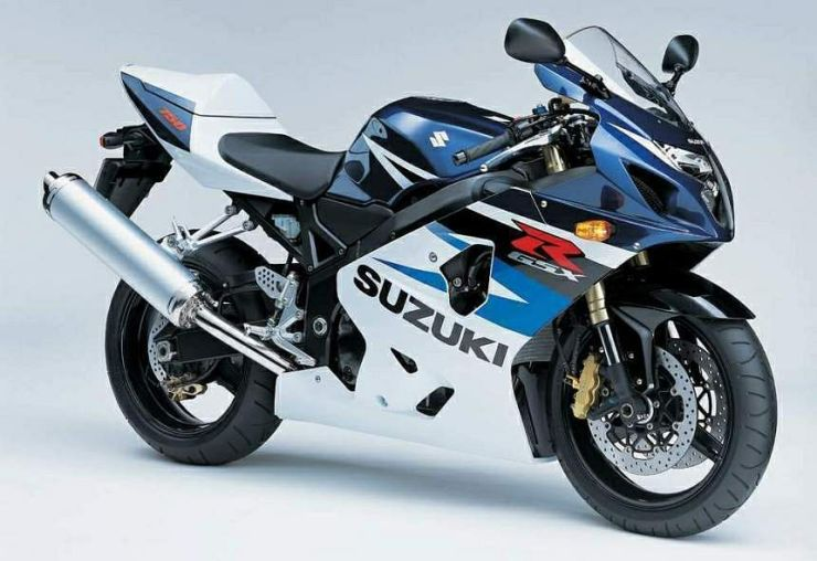 Suzuki GSX-R 750 (2003) - MotorcycleSpecifications.com