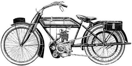 Velocette Motorcycle Specifications