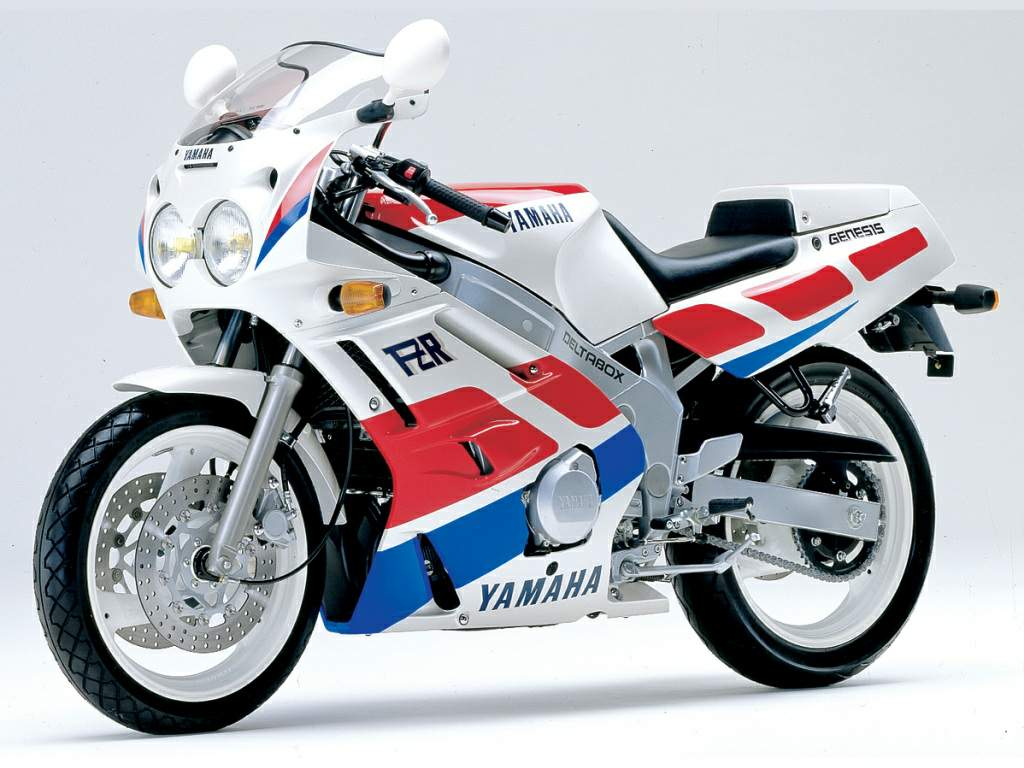 hight resolution of yamaha fzr 600