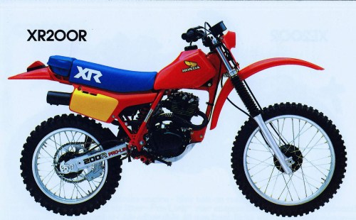 small resolution of honda xr200r xr200 engine diagram
