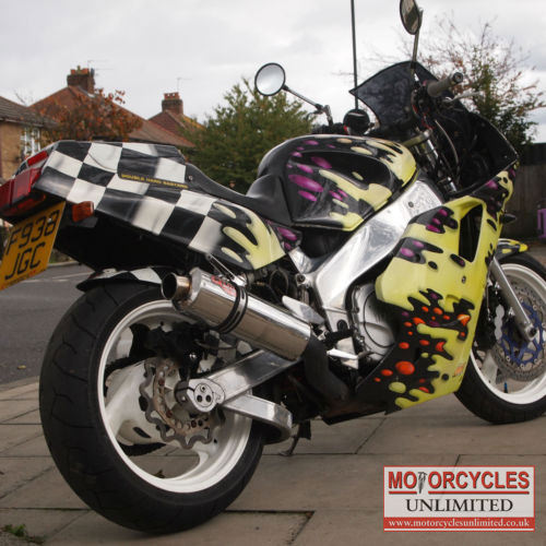 1989 Yamaha FZR1000 Exup Streetfighter For Sale