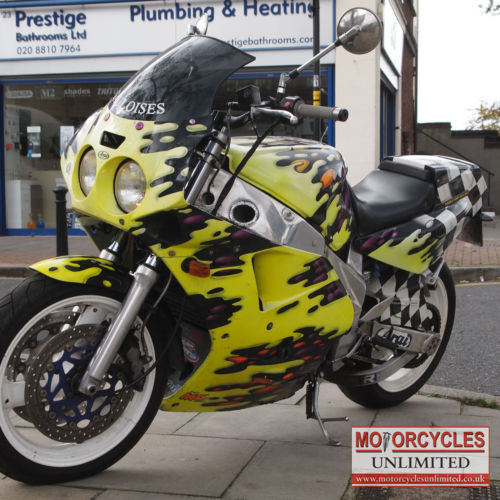 1989 Yamaha FZR1000 Exup Streetfighter for Sale   Motorcycles Unlimited