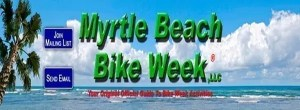 Myrtle Beach Bike Week Spring Rally