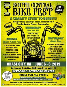 3rd Annual South Central Bike Fest