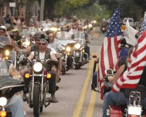 Thunder On The Strip 100% Free Event during Gettysburg Bike Week