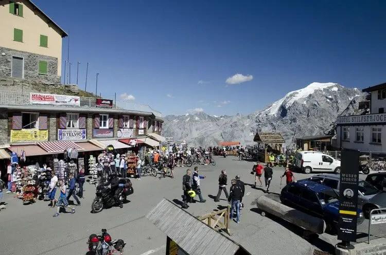 people at summit