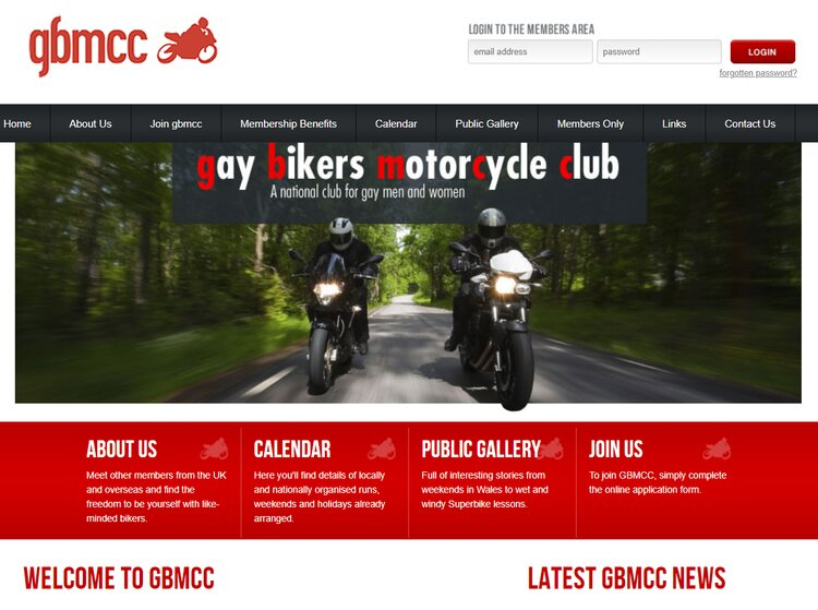 gay bikers motorcycle club - touring motorcycle clubs
