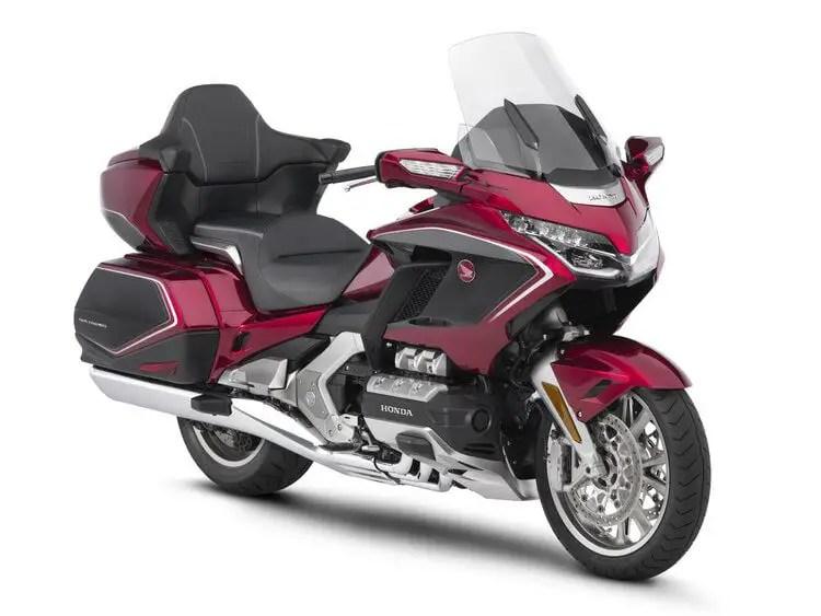 honda goldwing - touring motorcycles for short riders