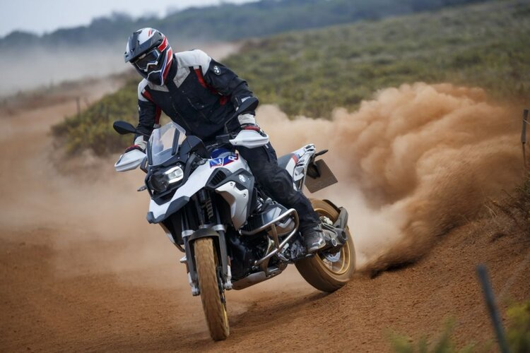 bmw off-road - textiles vs leathers