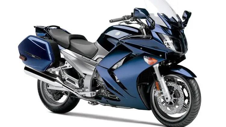 yamaha fjr 1300 - most comfortable touring motorcycles