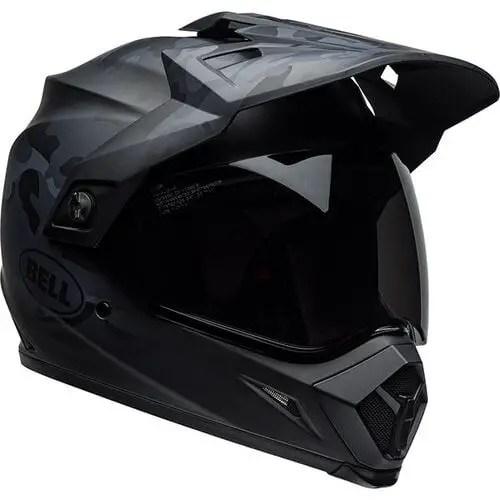 Bell MX-9 adventure motorcycle helmet
