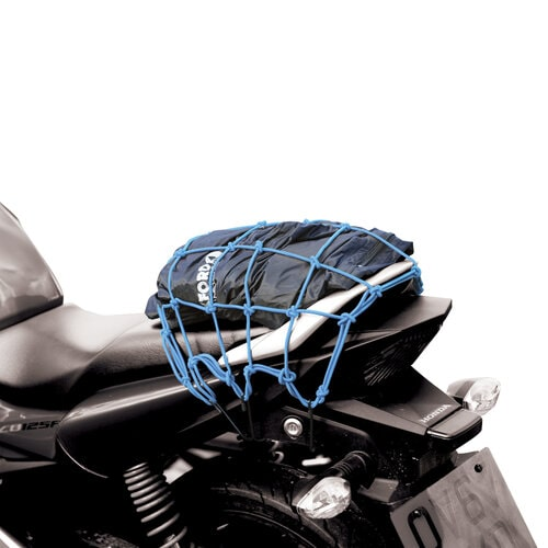 motorcycle luggage net - motorcycle touring accessories