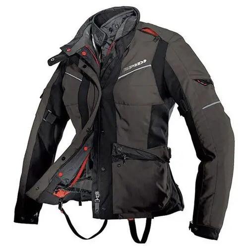 Spidi women's textile motorcycle jacket