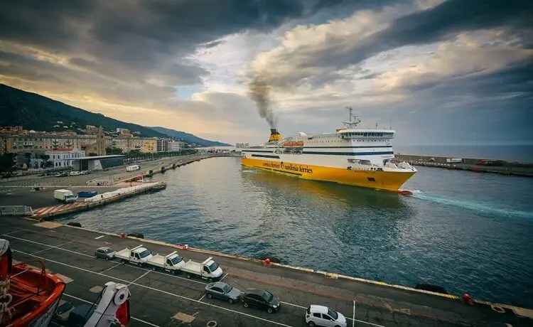 ferries add a lot to the cost of motorcycle touring