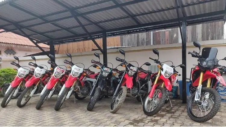 bike rental can ramp up the cost of motorcycle touring
