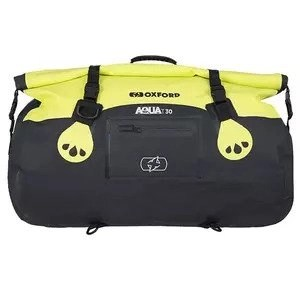 oxford aqua t30 motorcycle touring roll-bag