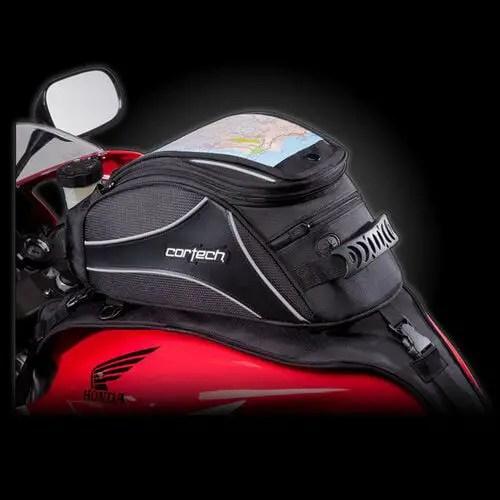 cortech super 2.0 15 litre motorcycle tank bag