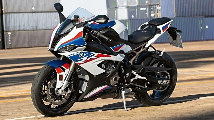 bmw s1000rr - choosing a new motorcycle